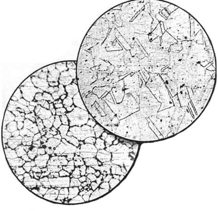 Структура и свойства стали